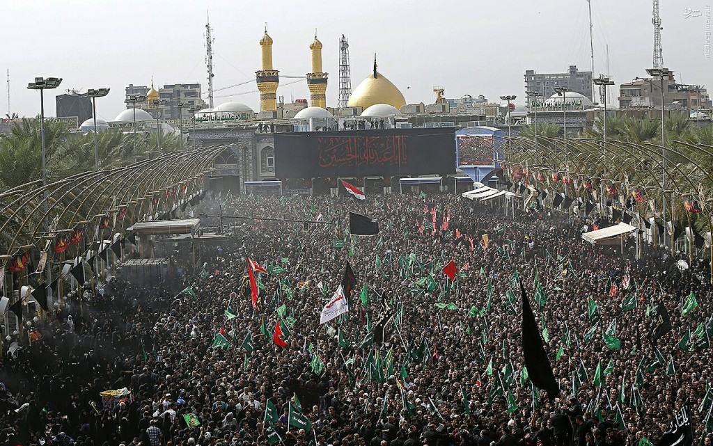 Ashura Day (10th of Muharram - the 1st month of lunar year 1437)