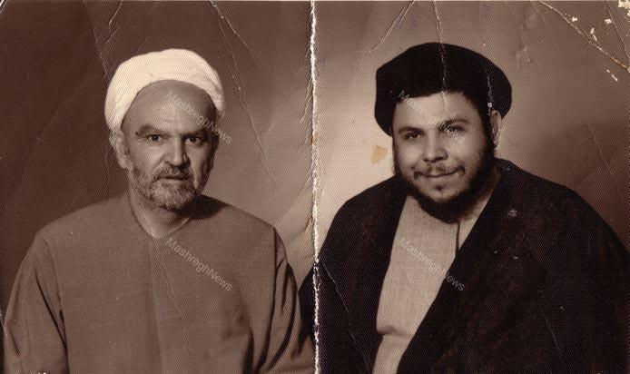 Ayatollah Muhammad Javad Muqniyya & Ayatollah Sadr