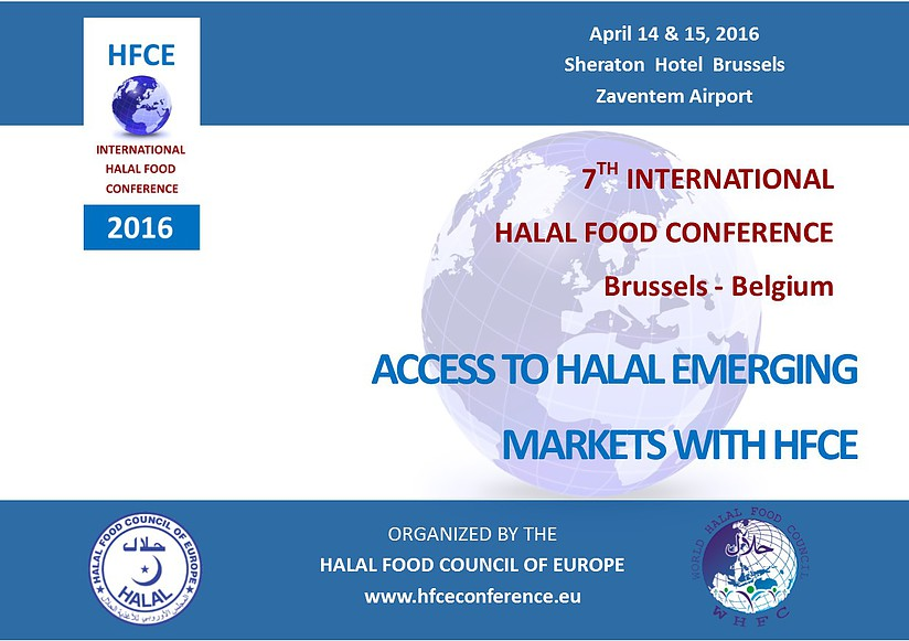 HFCE International Halal Food Conference