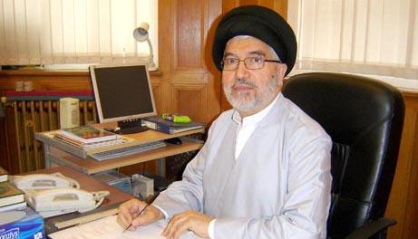 Ayatollah Sayyed Fazel Hussaini Milani
