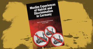 Book: Muslim Experiences of Hatred and Discrimination in Germany