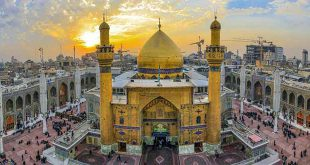 Brief History of Imam Ali ibn Abi Talib, Amir al-Mu'minin (as)