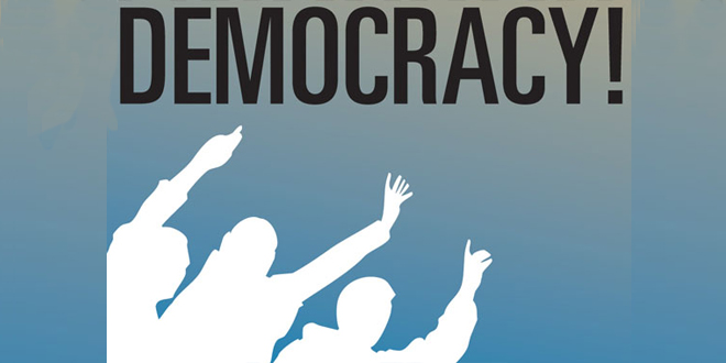individualism and democracy But the democracy born of free land, strong in selfishness and individualism, intolerant of administrative experience and education, and pressing individual liberty beyond its proper bounds, has its dangers as well as its benefits.