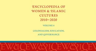 Encyclopedia of Women & Islamic Cultures: 2010-2020