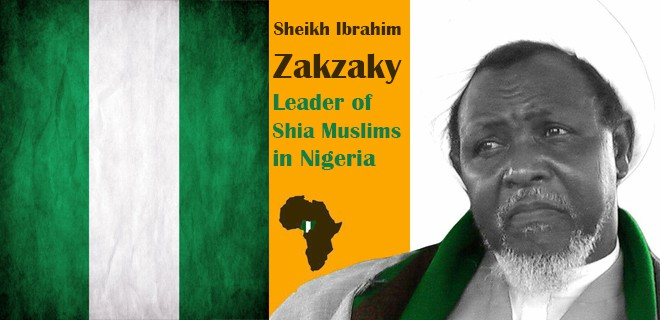 Ibrahim Zakzaky leader of Shiite in Nigeria