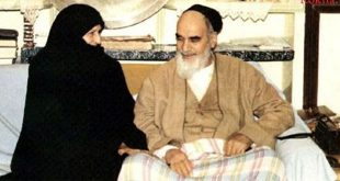Video: Imam Khomeini's Great Respect toward His Wife