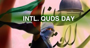 Imam Khomeini Designated the International Quds Day to Raise Awareness among World Muslims