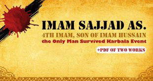 4th Imam Martyrdom
