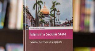 Book: Islam in a Secular State: Muslim Activism in Singapore
