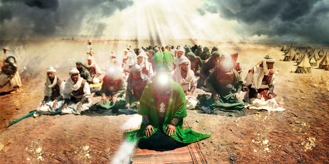 Karbala, the Manifistation of Fiqh in Imam's Behavior
