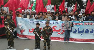 Video: Thousands in Pakistan's Lahore Condemn US Assassination of Gen. Soleimani