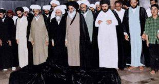 Video: Funeral of Ayatollah Sayyid Abul Qasim al-Khoei [ra]