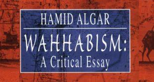 HAMID ALGAR WAHHABISM EBOOK DOWNLOAD