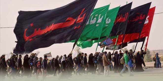 Arbaeen Is The Biggest And Most Peaceful Gathering In The