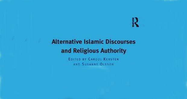 islamic discourse As for the bearers of the new islamic discourse, the situation is quite different most of them had their intellectual formative years in the fifties and had their.