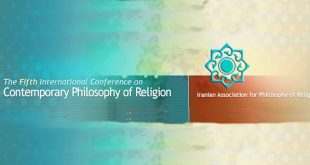 Conference on Contemporary Philosophy of Religion