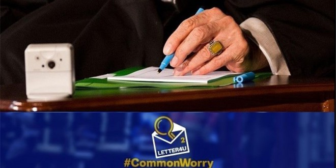 #CommonWorry