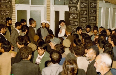 A.Muhammad Reza Gulpayegani(may his soul rest in peace)
