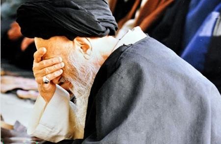 A.Sayyed Shahb al_Din Marashi Najafi(may his soul rest in peace)