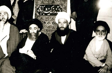 A.Sayyed Shahb al_Din Marashi Najafi(may his soul rest in peace)