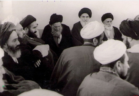 A.Sayyed Mahmoud Shahroudi(may his soul rest in peace)