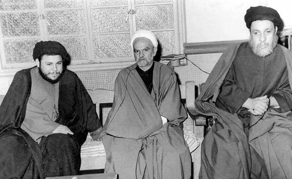 Ayatollah Muhammad Javad Muqniyya & Muhammad Baqir Sadr