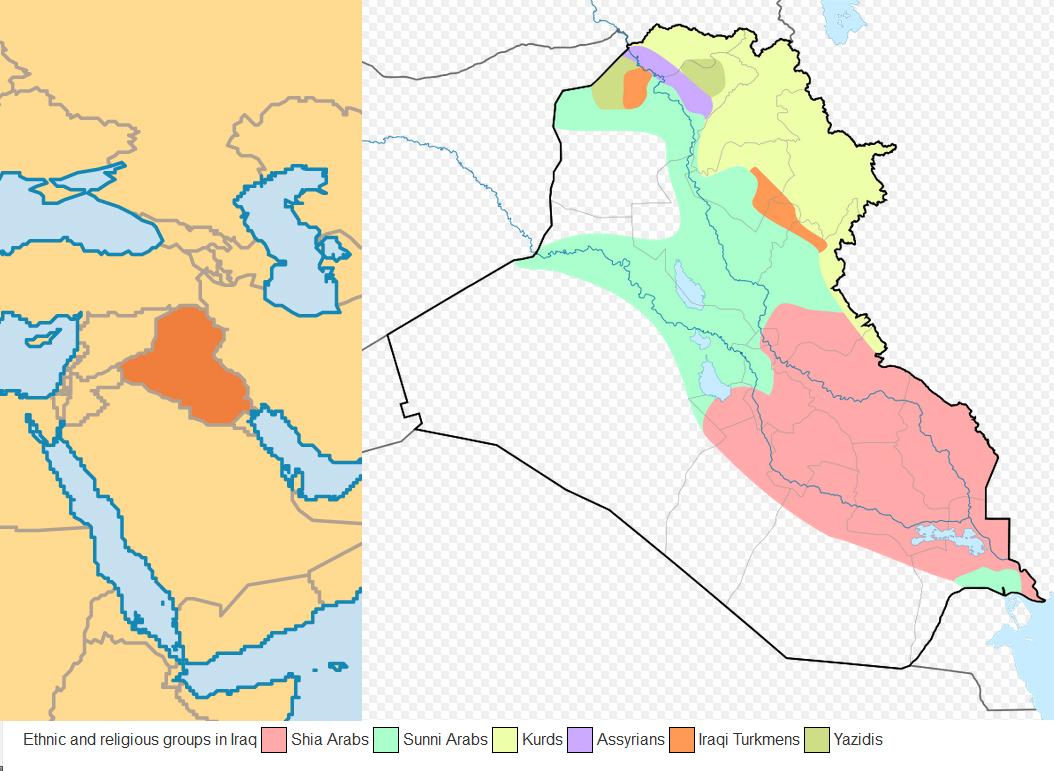 Demographics of Iraq