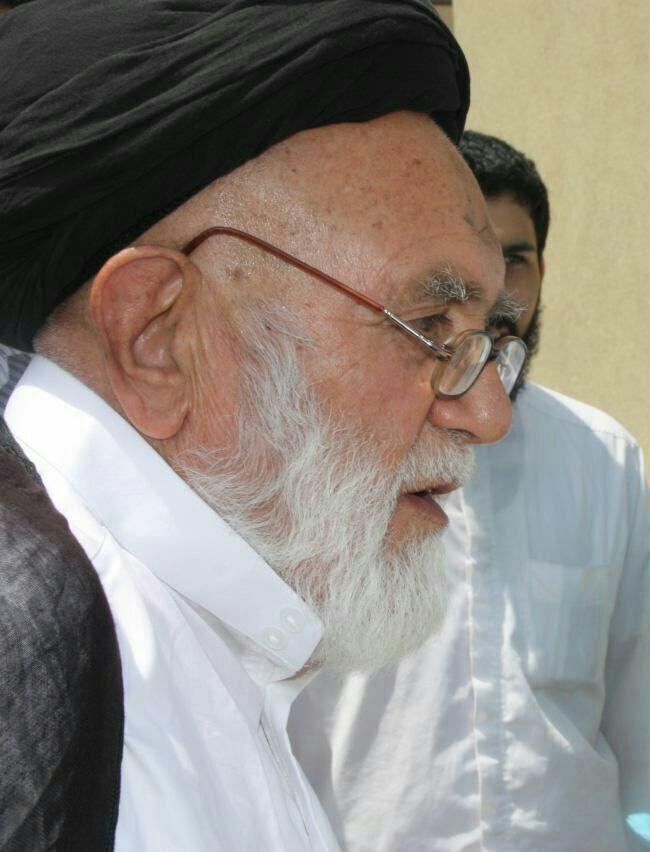 Ayatollah Mousavi nezhad