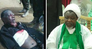 Sheikh Zakzaky leader of Islamic movement of Nigeria