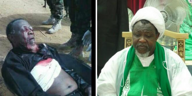 Sheikh Zakzaky leader of Islamic movement of Nigeria